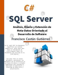 Mi libro de Meta-Datos para C# y SQLServer